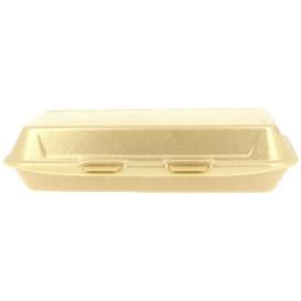 Foam Baguette / Panini Container 2,85x1,30x0,30cm (50 Units)