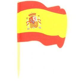 Spain Flag Food Pick 6,5cm (14400 Units)