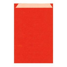 Paper Envelope Kraft Red 26+9x38cm (125 Units)