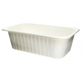 Plastic Tray PP Heat Sealable GS 1/4 24x13,6x8cm (20 Units)