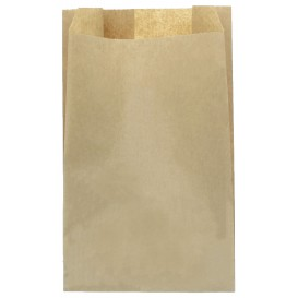 Paper Food Bag Kraft 25+8x36cm (1000 Units)