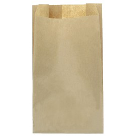 Paper Food Bag Kraft 22+11x42cm (100 Units)
