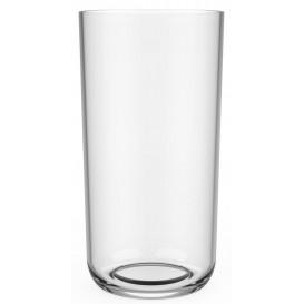 Plastic Glass Tritan Reusable Clear 325ml (6 Units)