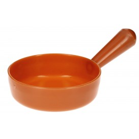 Plastic Serving Mini Pot Tray PP Ø5,5x1,8cm (50 Units)
