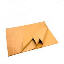 Paper Food Wrap Manila Brown 60x43cm 22g (800 Units)