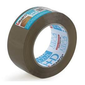 Adhesive Tape Roll PP 4,8cmx132m Brown (36 Units)