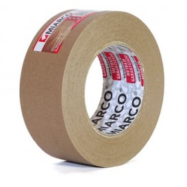 Paper Adhesive Tape Roll Kraft Eco-Friendly 4,8cmx80m (36 Units)