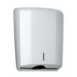"Paper Towel Dispenser ""ABS"" Elegance White (1 Unit)"