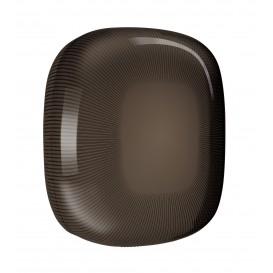Polycarbonate Paper Towel Dispenser Star Black (1 Unit)