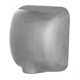 Electric Hand Dryer Stainless Steel Satin 1650W (1 Unit)