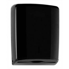 Plastic Paper Towel Dispenser ABS Elegance Black (1 Unit)