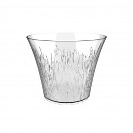 """Plastic Tasting Cup PS """"Meadow"""" Clear 75 ml (450 Units)"""