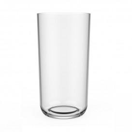 "Plastic Glass Tritan Reusable ""Bio Based"" 325ml (6 Units)"