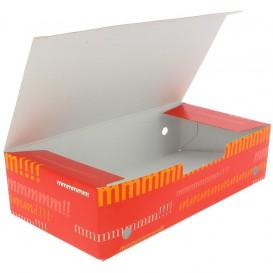 Paper Take-Out Box Large size 2,00x1,00x0,50cm (375 Units)