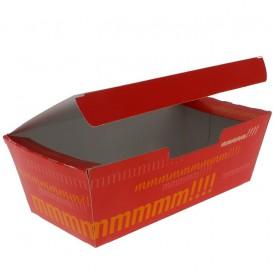 Paper Take-Out Box 16,5x7,5x6cm (25 Units)