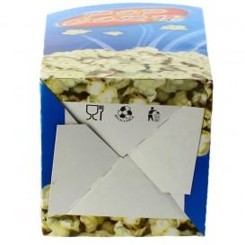 Paper Popcorn Box Medium Size 90gr 7,8x10,5x18cm (350 Units)