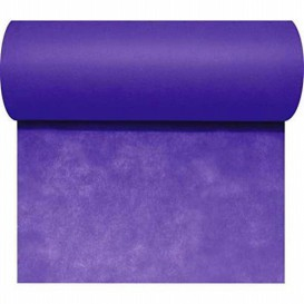 Novotex Tablecloth Roll Purple 50g 1x50m (1 Unit)
