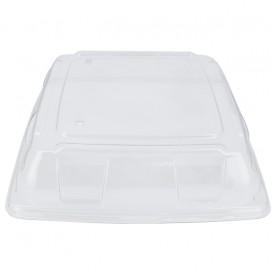 Plastic Lid PET Clear 31X31cm (25 Units)
