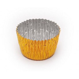 Foil Baking Cup 3x2,4x1,9cm (100 Units)