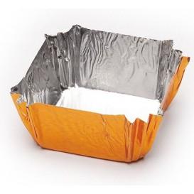 Foil Baking Cup 3,6x3,6x1,7cm (1000 Uds)