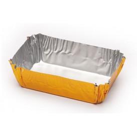 Foil Baking Cup 5x3x1,6cm (100 Units)