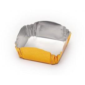 Foil Baking Cup 4x3,5x1,6cm (100 Units)