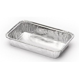 Foil Pan 470ml 18,5x12cm (100 Units)