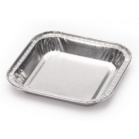 Foil Pan Pastry Round Shape 37ml (3500 Uds)