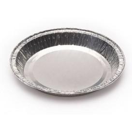 Foil Pan Pastry Round Shape 90ml (200 Units)