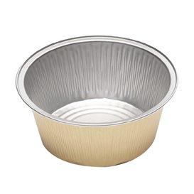 Foil Pan Round Shape 135ml (1992 Uds)