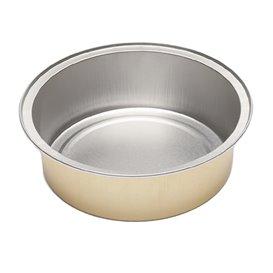 Foil Pan Round Shape 140ml (996 Uds)