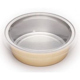 Plastic Lid PVC for Container 140ml (996 Uds)