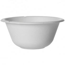 Sugarcane Bowl Bagasse White 235ml (50 Units)