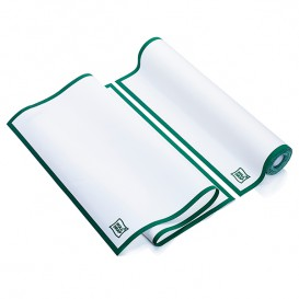 "Dishcloth Roll ""Roll Drap"" Edgings Green 40x64cm P40cm (200 Units)"