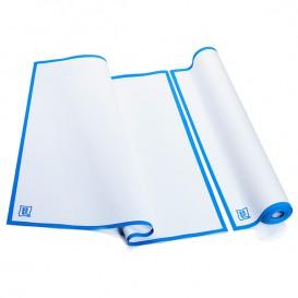 "Dishcloth Roll ""Roll Drap"" Edgings Blue 52x64cm P52cm (10 Units)"