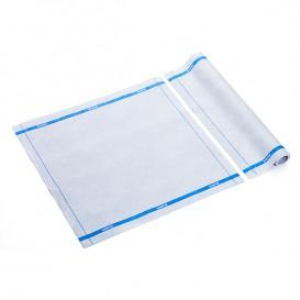 "Wipes Roll ""Drytech"" Edgings Blue 40x40cm P40cm (100 Units)"