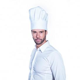 Hat Chef Cotton White (1 Unit)