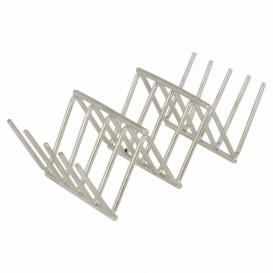 Sandwich Holder Steel 11,8x5,1x3,7cm (12 Units)