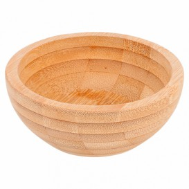 Bamboo Bowl Ø11x4,5cm (20 Units)
