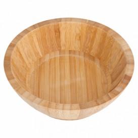 Bamboo Bowl Ø17x6cm (1 Unit)