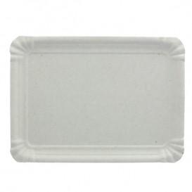 Paper Tray Rectangular shape White 34x42 cm (200 Units)