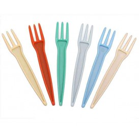 Plastic Food Pick 8,5cm (5.000 Units)