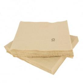 "Decorative Paper Napkin Eco ""Recycled"" 40x40cm (50 Units)"