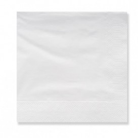 Paper Napkin 3 Layers White Edging 20x20 (4.800 Units)