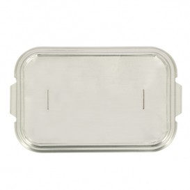 Lid for Foil Container 330ml (100 Units)