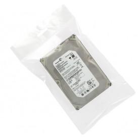 Plastic Bag Adhesive Flap Euroslot 8x12cm G-160 (100 Units)