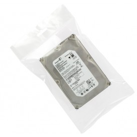 Plastic Bag Adhesive Flap Euroslot 6,5x17cm G-160 (1000 Units)