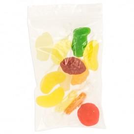 Plastic Zip Bag Seal top 12x18cm G-300 (100 Units)