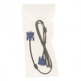 Plastic Zip Bag Seal top 14x30cm G-300 (1000 Units)