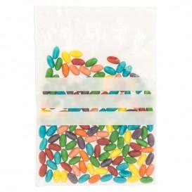 Plastic Zip Bag Autoseal Write-On Block 20x30cm G-160 (1000 Units)